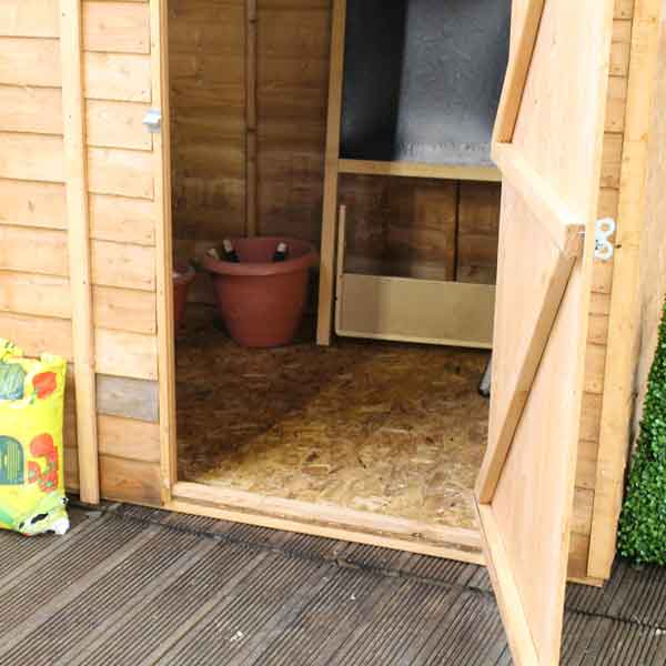 Great Value Sheds, Summerhouses, Log Cabins, Playhouses, Wooden Garden Sheds,  Metal Storage Sheds Fencing U0026 More From Direct Garden Buildings 7 X 5 Pent  ...
